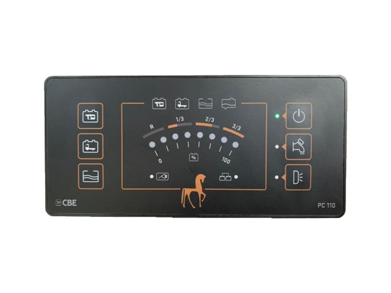 Etrusco control panel